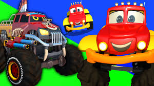 bigfoot presents meteor and the mighty monster trucks monster truck dan wir sind die monster trucks deutsch