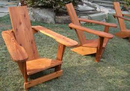 exciting and nice custom adirondack chairs designed for home