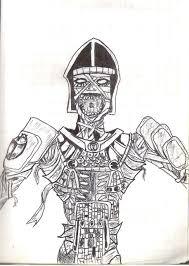 mummy tattoo flash by nicholasgambit666 on deviantart