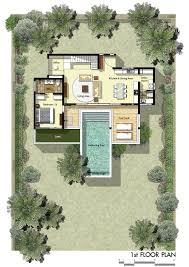 3 Bedroom Villa Floor Plans by Villa Rosa 3 Bedrooms Saitara Peak Chaweng Noi Koh Samui