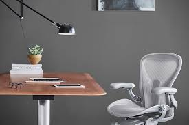 herman miller aeron office chair remastered hiconsumption