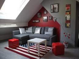 decoration chambre d ado peinture chambre et gris élégant s décoration de chambre d ado