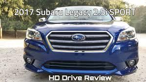 subaru liberty 2017 2017 subaru legacy 2 5i sport hd drive review youtube