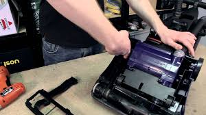 Vaccum Cleaner Belts How To Replace The Belt On A Bissell Powerforce Bagless Vacuum