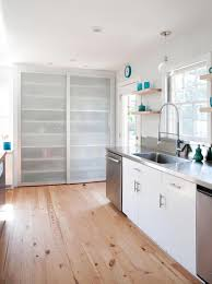 custom glass sliding doors 50 awesome kitchen pantry design ideas top home designs