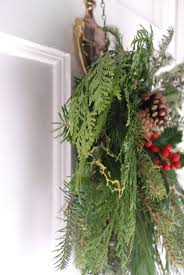 christmas craft ideas wreath alternative the home depot