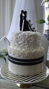 black and white wedding cakes black and white wedding cakes sophisticiation picture of