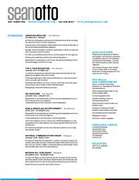 Art Resume Examples by Lofty Design Art Director Resume 1 Art Director Resume Samples