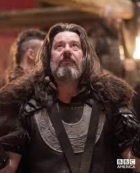 viking anglo saxon hairstyles last kingdom guthrum feared warrior whose heart belongs to one