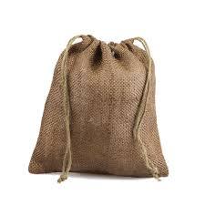 burlap drawstring bags 10 x 12 jute drawstring bag your fabric source wholesale