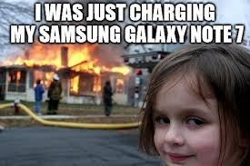 Galaxy Note Meme - death note internet sparks memes surrounding the exploding samsung