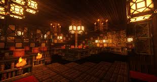 Glowstone Chandelier The Slippery Duck Inn Tavern Album On Imgur