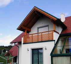 balkone holz balkone aus holz in linz amstetten wels info holzbalkone