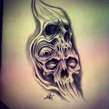 image result for skull tatttoo likes