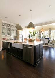 big island kitchen best 25 large kitchen island ideas on with regard to big