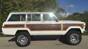 jeep grand wagoneer 1988 jeep grand wagoneer f88 louisville 2016