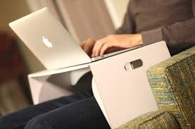 Mine 2 Design Lap Desk Low Cost Lapdeck Is A Recycled Cardboard Laptop Desk You Can Take
