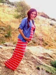 denim shirt maxi dress u003d so chic mychicbump