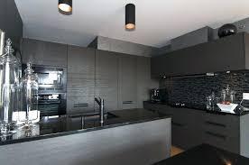 cuisine noir et gris photo grise 8 201105194 lapeyre fjord