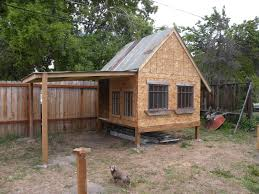 how to build a poultry house with inside a frame chicken coop