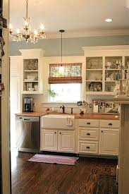 Small Cottage Kitchen Designs Small Cottage Kitchens Earthenware Sink And Antique Pine Dresser