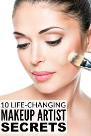 from foundation and contouring to step by step eyeshadow application to hiding