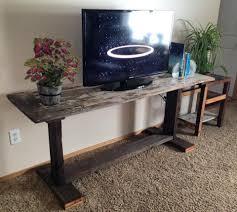 Whiskey Barrel Kitchen Table Reclaimed Wood Furniture Scavenger Woodworks