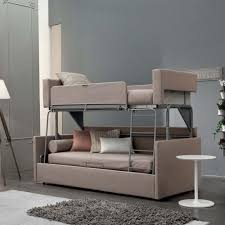 canapé lits canapé lit superposé jhonny arredaclick