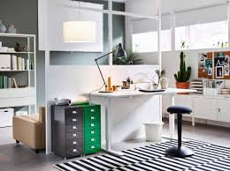 Adjustable Height Office Desks by Awesome Ikea Home Office Desks A Home Office With A White Desk