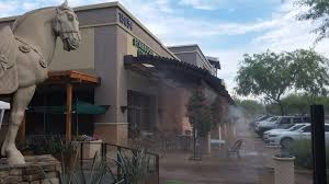 industrial grade misting systems for arizona businesses mistair