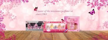 Parfum De Provence Charrier Parfums France Creator Of The Miniature Perfume Set And