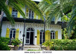 Ernest Hemingway Home Ernest Hemingway House And Museum Facade Florida Keys Home House