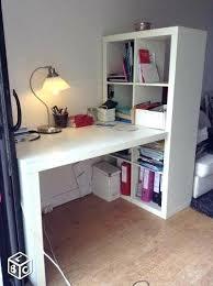 combin bureau biblioth que meuble bibliothèque bureau idées décoration intérieure