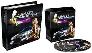 how to paint a car learn auto body and paint from home