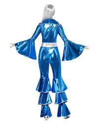 Disco Halloween Costume Disco Queen Costume Blue Buy 70s Horror Shop
