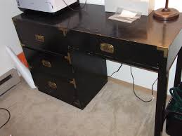 Campaign Style Desk Campaign Desk How To Safely Remove Hardware Fasteners Room To Think