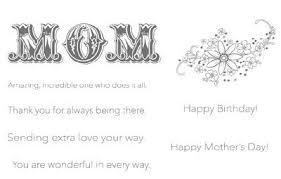birthday card ideas for mom birthday cards ideas birthday card messages for mom