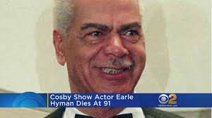 cosby show actor earle hyman dies at 91