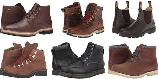 Comfortable Travel Shoes Best Waterproof Boots For Men Stylish And Comfortable Boots For