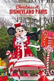 christmas at disneyland paris 2015 part 4 christmas parade