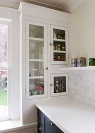 Poplar Kitchen Cabinets by Painted Poplar Kitchen Seattle