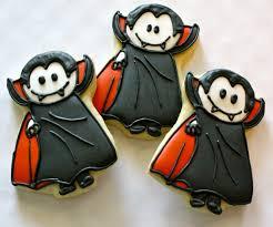 dracula frosted halloween sugar cookies u2026 pinteres u2026