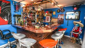 sparkling rustic home bar ideas rustic bar view in attic plus