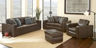livingroom sets tips on choosing the leather sofa set for your living room