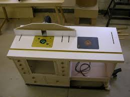 making a router table appealing double router table workshop u jigs for homemade concept
