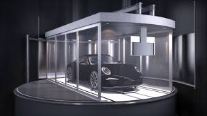 porsche design tower porsche design tower auto car lift system youtube