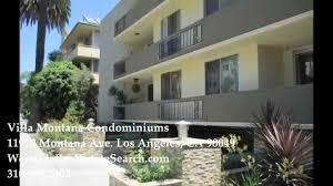 villa montana condominiums 11970 montana ave los angeles ca