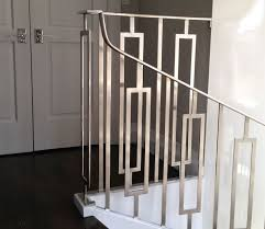 Railing Banister Best 25 Stainless Steel Railing Ideas On Pinterest Stainless