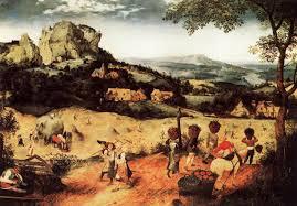 Pieter Bruegel Blind Leading The Blind Pieter Bruegel