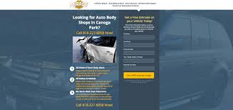 Estimate Work For Car by How The Automotive Industry Uses Landing Pages
